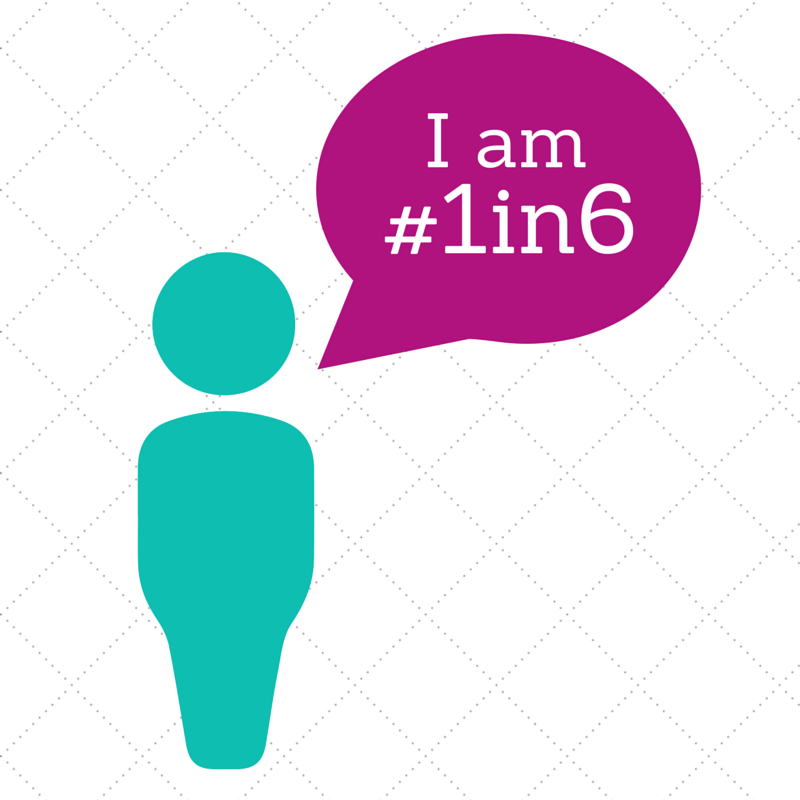 1 in 6 couples within reproductive age face challenges with fertility: I am #1in6