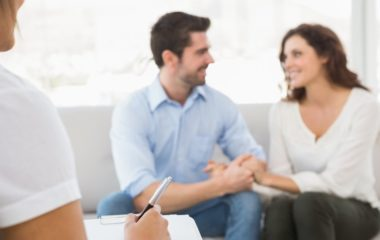 Couple receives fertility counselling and fertility aid at PCRM Vancouver | PCRM Fertility Clinic Vancouver