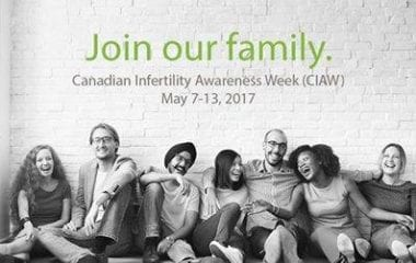 Canadian Infertility Awareness Week - May 7 - 13, 2017 | PCRM Fertility Clinic Vancouver